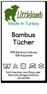 LittleLamb-Bambus-Tuch