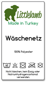 LittleLamb Waschenetz