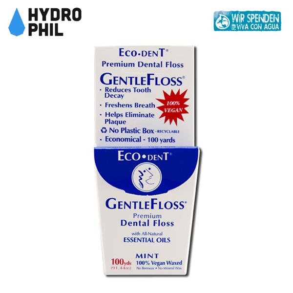 Hydrophil-Zahnseide