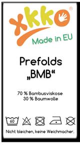 Xkko PrefoldsBMB Eittikett