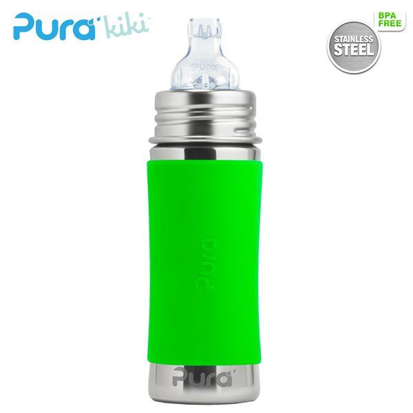 Pura Kiki Trinkflasche - 325ml - XL - Blau