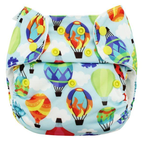 Blueberry Deluxe Pocketwindel (AI2) Balloons (ohne Einlagen)