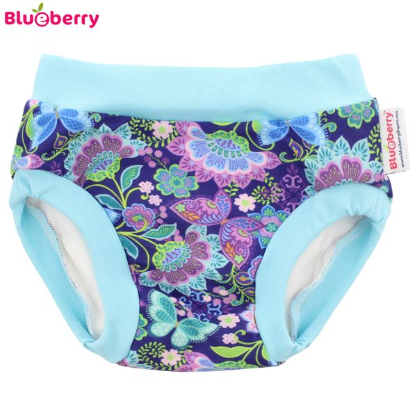 Blueberry - Trainer (Trainingsunterhose) - Butterfly Garden