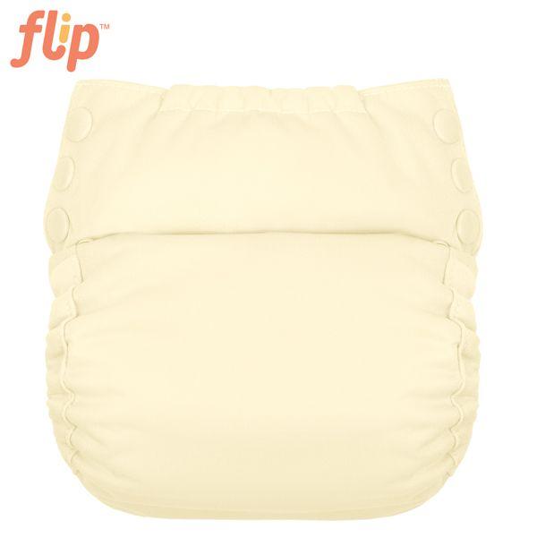 Flip Trainer One Size (Druckies) - Noodle / blaue Einsätze