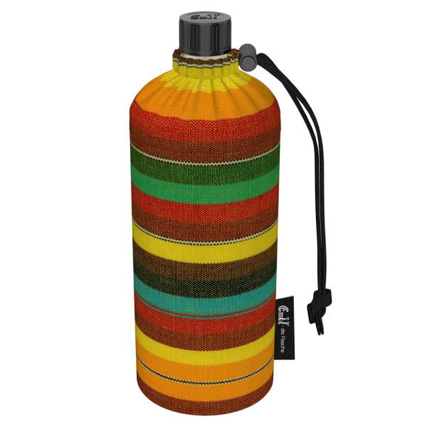 Emil die Flasche (600ml) - Komplettset (Bio-Baumwolle-Überzug) - Mexiko