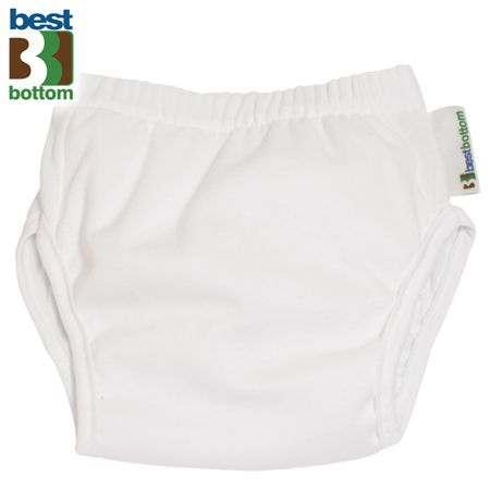 Best Bottom Trainers - Baumwolle - Weiß