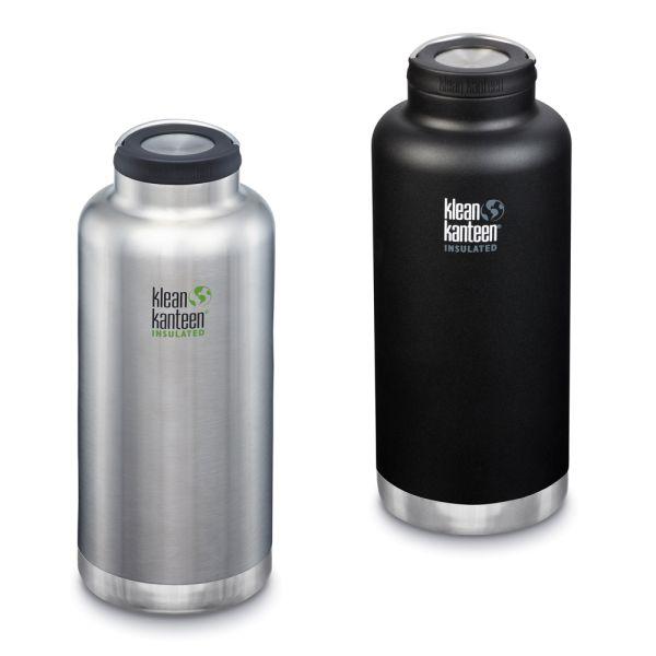 Klean Kanteen - TKWide (ISO-Trinkflasche) - Loop Cap 2019 - Vakuumisoliert (1900 ml)