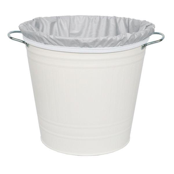 Thirsties - Simple Mini Pail Liner - wasserdichter Wäschesack für Windeleimer (37 x 39 cm)