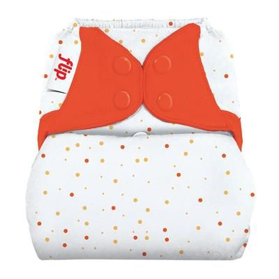 Flip Überhose One Size (Druckies) - Sassy Dot (Muster)
