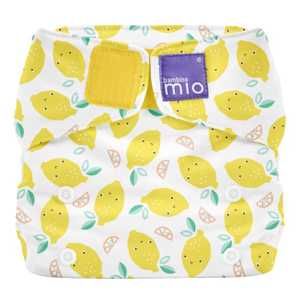 Bambino Mio - MioSolo (All-in-One) One Size Windel - Lemon Drop
