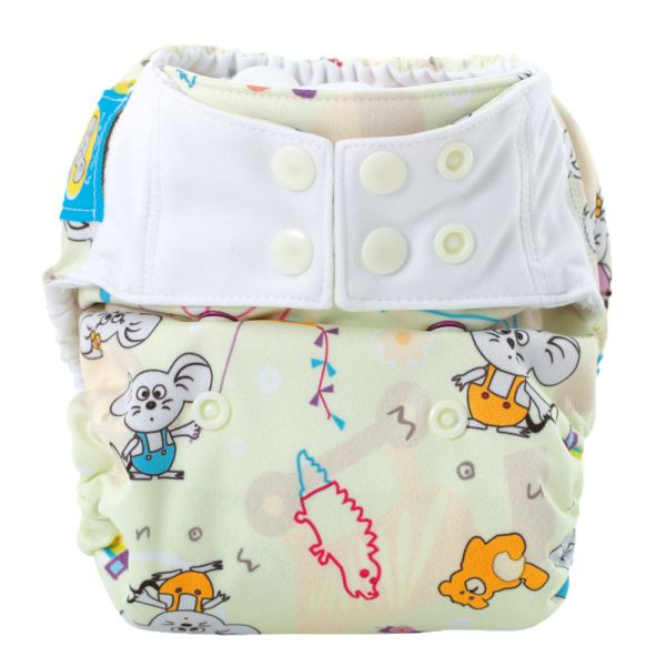 Mommy Mouse SIO-Überhose (One Size) Play