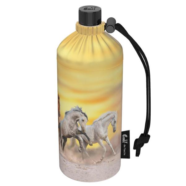 Emil die Flasche (400ml) - Komplettset - Wildpferde