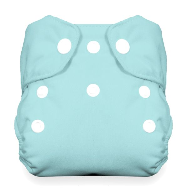 Thirsties - Natural AIO - Newborn (2-6 kg) - Aqua