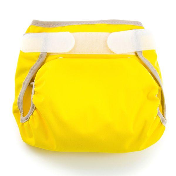 Culla di Teby - PUL Überhosen - passend zu den Höschenwindeln - Universalgröße - Gelb