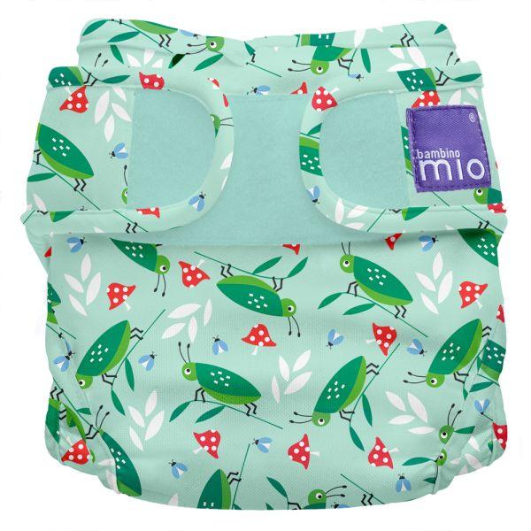 Bambino Mio - MioSolo (All-in-One) One Size Windel - Happy Hopper