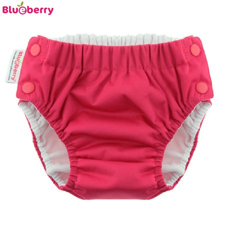 Blueberry Freestyle Schwimmwindel - Rot / Pink -