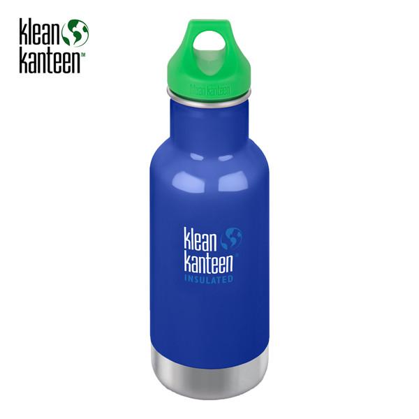 Klean Kanteen - Kid ISO-Classic - Loop Cap (355 ml)