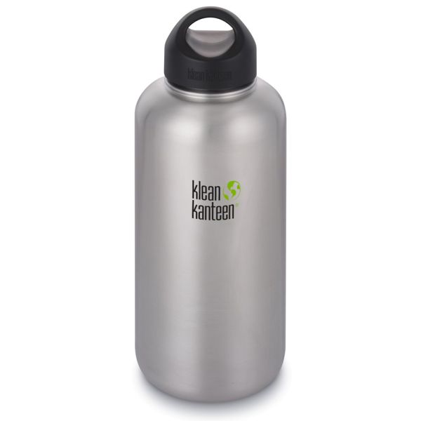 Klean Kanteen - Wide (Trinkflasche) - Loop Cap (1900ml)