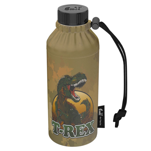Emil die Flasche (400ml) - Komplettset Weithals - T-Rex