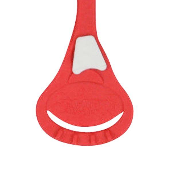 Snappi - Windelklammer für Prefolds / Mullwindeln - Größe 1 - (1 Stück) - Rot