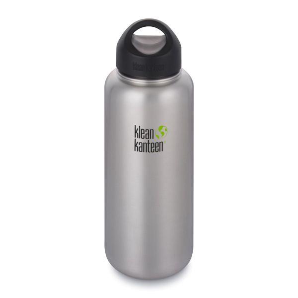 Klean Kanteen - Wide (Trinkflasche) - Loop Cap (1182ml)