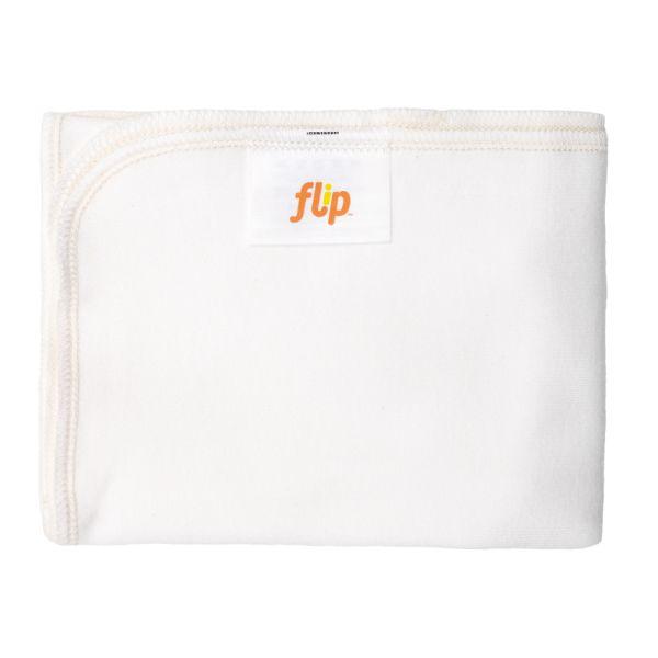 Flip - Organic Tag- & Nacht-Einlage (Prefolds aus 100% Bio-Baumwolle)