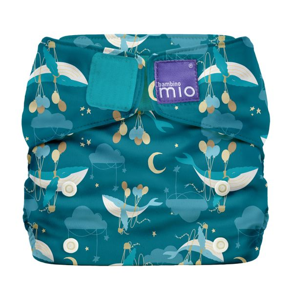 Bambino Mio - MioSolo (All-in-One) One Size Windel - Sail Away