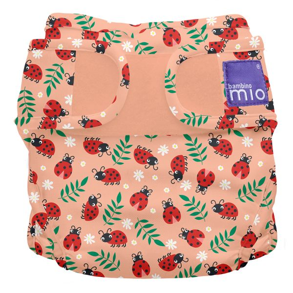 Bambino Mio - MioSoft Überhosen (Cover) - Loveable Ladybug
