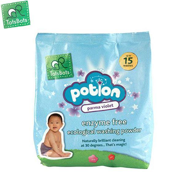 TotsBots Potion - ökologisches Waschpulver - Parma Violett