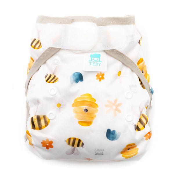 Culla di Teby - Überhosen (Prefolds) - Bee My World