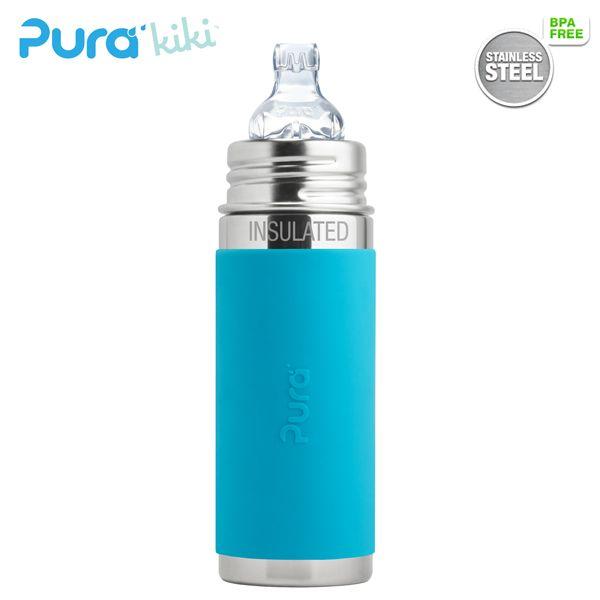 Pura Kiki Iso - Trinklern XL - Blau