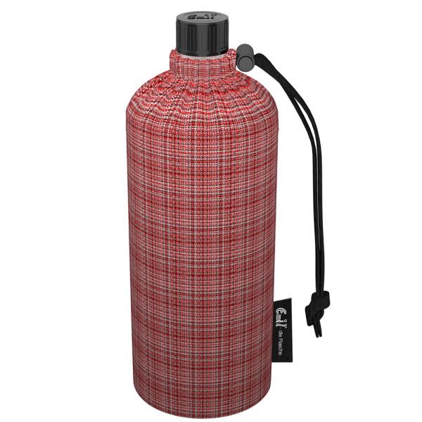 Emil die Flasche (600ml) - Komplettset (Bio-Baumwolle-Überzug) - Genova