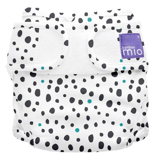 Bambino Mio - MioSoft Überhosen (MioDuo) - Dalmatian Dots