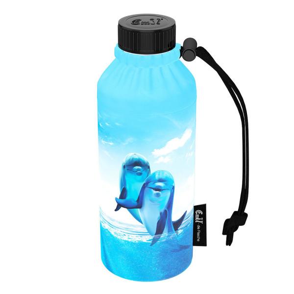 Emil die Flasche (400ml) - Komplettset Weithals - Sea Life