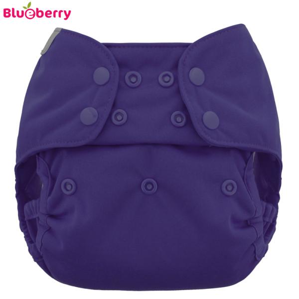 Blueberry - Capri 2.0 Überhose (Prefold) - Dunkelblau (Navy)