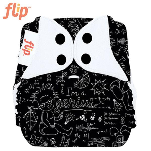 Flip Überhose One Size (Druckies) - Albert (Muster)