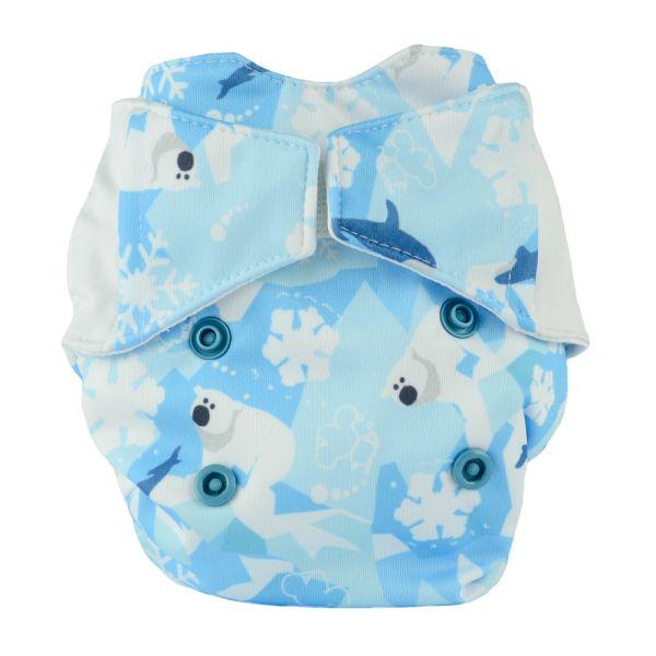 Mommy Mouse - Komplettwindel (AIO) - Newborn (2,5-7 kg) - Arctos