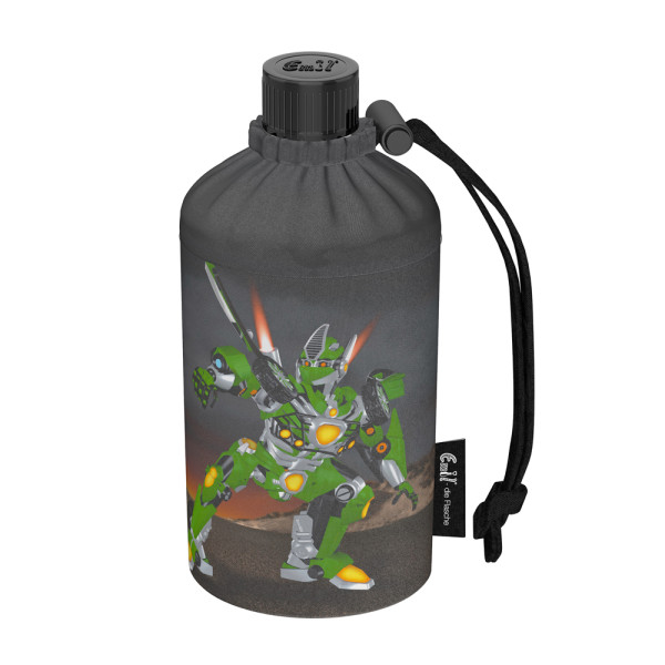 Emil die Flasche (300ml) - Komplettset - Robots