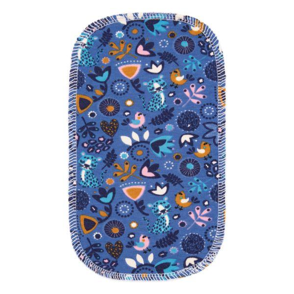 Anavy - Feuchttücher (Waschlappen) - 20x12cm - Blue Meadow - (1 Stück)