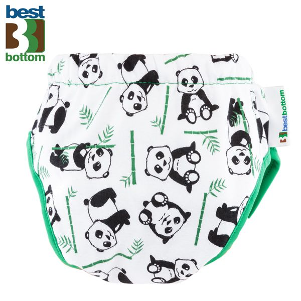 Best Bottom Trainers - Baumwolle - Pandas