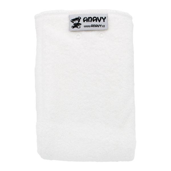 Anavy -Booster-Prefold-Einlage (Bambus Viskose) - 39x37cm