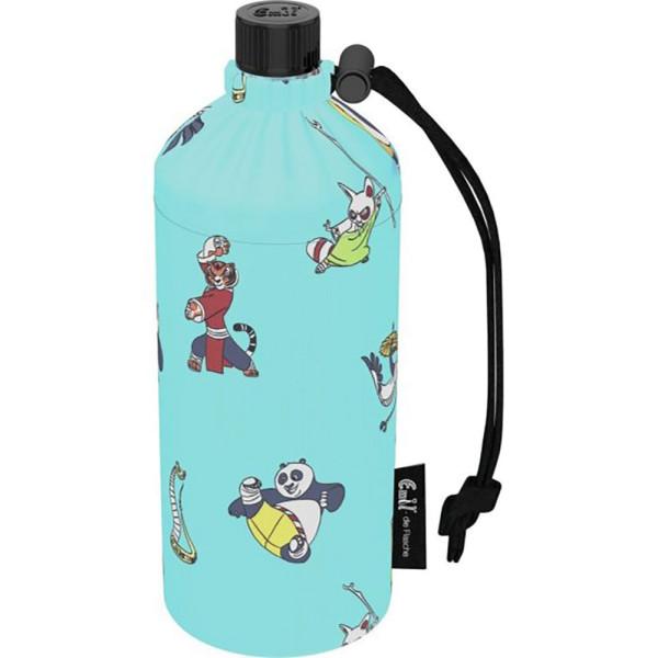 Emil die Flasche (400ml) - Komplettset - Sonderdesign KUNG FU PANDA™
