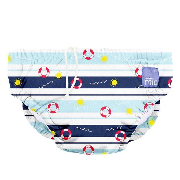 Bambino Mio - waschbare Schwimmwindel - All Aboard (S-XL)