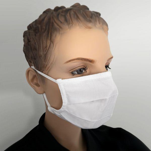 Wiederverwendbare Atem- und Hygienemaske mit Nasenbügel für Erwachsene