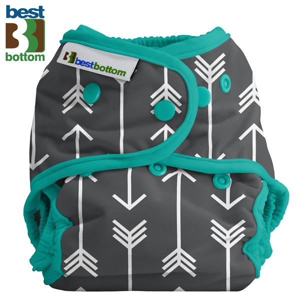 Best Bottom Diapers (PUL) Überhosen - One Size - To the Point