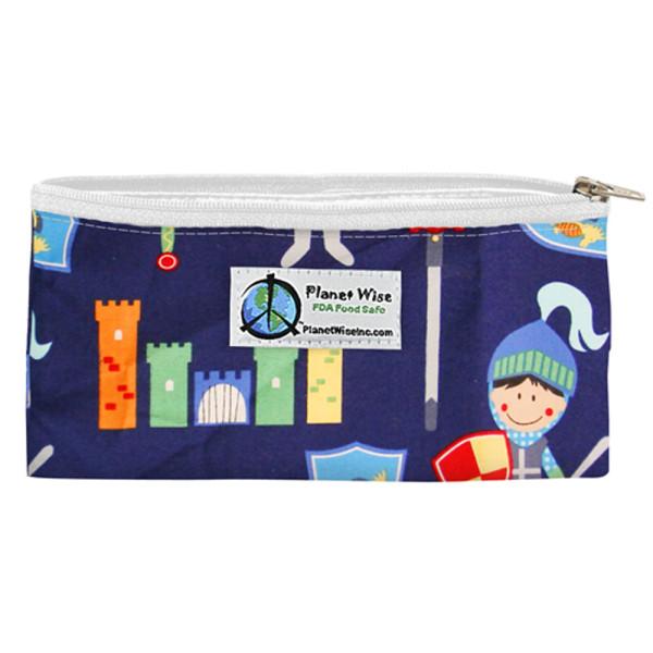 Planet Wise - Snack Bag (Mini Wetbag) mit Reißverschluss - (17x9 cm)