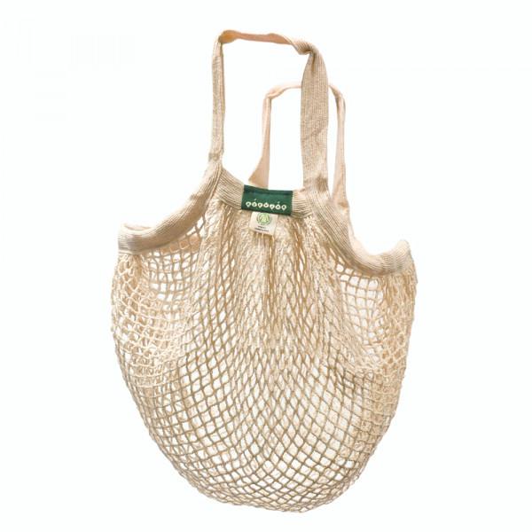 KeepJar - Bio-Tasche (100% GOTS-Bio-Baumwolle) - Nachhaltige Tragetasche - Plastik vermeiden