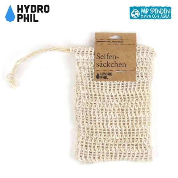 Hydrophil - Seifensäckchen (Sisal)
