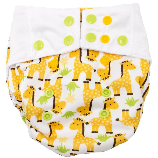 Mommy Mouse - SIO-Überhose (One Size) - Giraffe