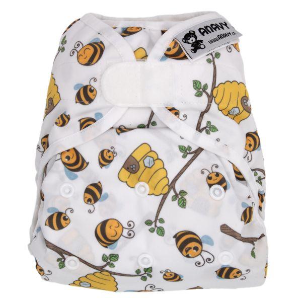 Anavy - Überhose (PUL) - Bienen